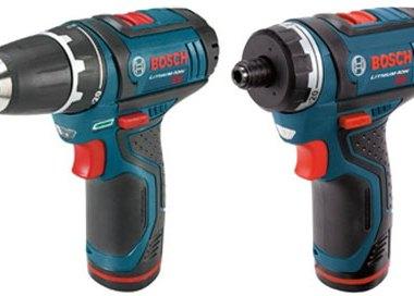 Bosch PS31 Drill Driver vs PS21 Pocket Driver