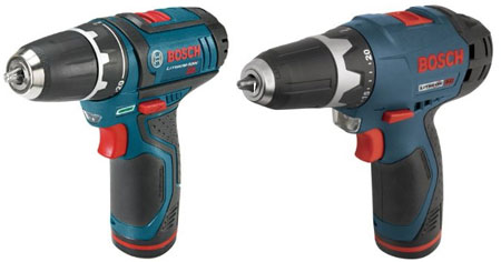 Bosch PS31 vs PS30 12 Volt Drill Driver Comparison
