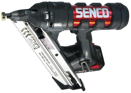 Senco Fusion Cordless Nailer