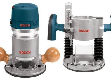 Bosch 1617 Variable Speed Router