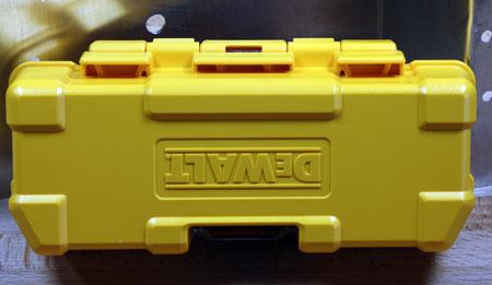 Dewalt Magnetic ToughCase Built in Hooks