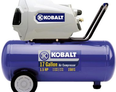Kobalt 17 Gallon Air Compressor