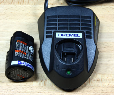 Dremel 8200 Cordless Rotary Tool Battery and Charger