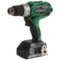 Hitachi DS18DSAL 18-Volt Lithium-Ion Cordless Drill Driver
