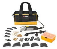 Rockwell Sonicrafter Multi-Tool Kit