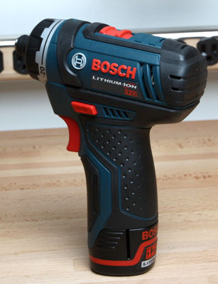 Bosch PS21 Lithium Ion pocket Driver