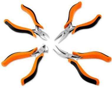 Cheap Neiko Mini Precision Pliers Set