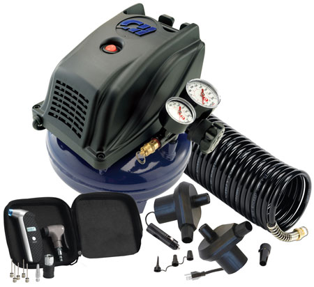Campbell Hausfeld Compressor with Inflation Kit