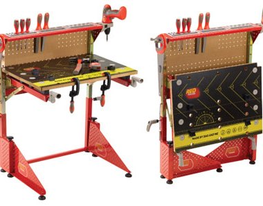 Red Toolbox T010-F Workbench