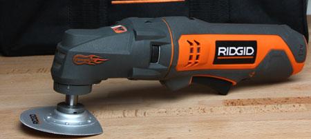 Ridgid JobMax Oscillating Multi-Tool