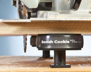 Rockler Bench Cookies Plus With Risers