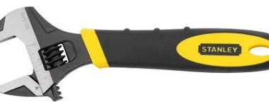 Stanley MaxSteel Adjustable Wrench