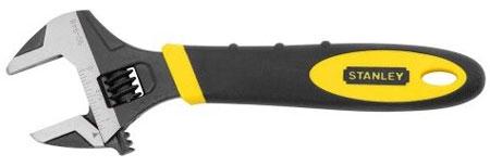 Stanley MaxSteel Adjustable Wrench