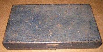 Vintage Craftsman Socket Set Case