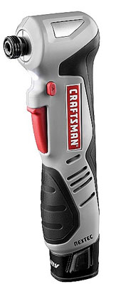 Craftsman Nextec Right Angle Impact Driver Preview