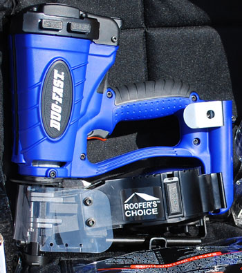 Duo-Fast DFCR175C Cordless Fuel Powered Roofing Coil Nailer