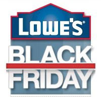 Lowes Black Friday Deals 2010