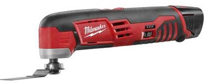 Milwaukee M12 Cordless Oscillating Multi-Tool