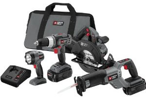Porter Cable 18V Combo Kit 12-2010 Recommendations