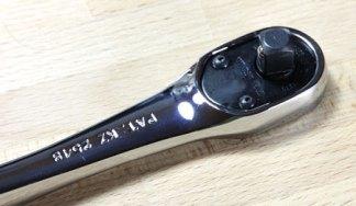 Craftsman Premium Ratchet Sealed Head