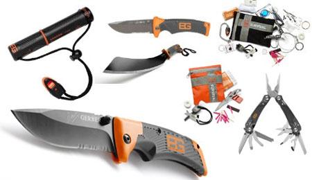 New Gerber Bear Grylls Survival Series Knives Multi Tools