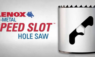 Lenox Speed Slot Hole Saw