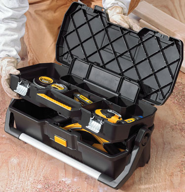 Dewalt 24 Inch Tool Tote with Power Tool Case