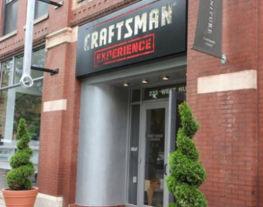 Craftsman Experience Front of Store
