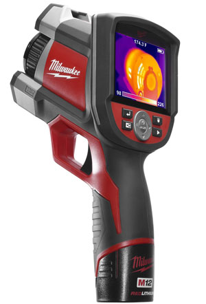 Milwaukee M12 Thermal Imaging Camera