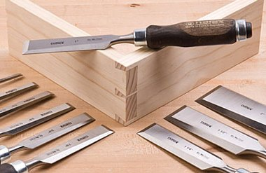 Narex Classic Bevel Edge Chisels at lee Valley