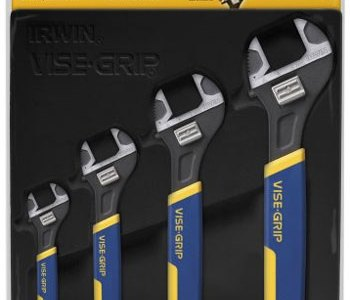 Irwin Vise Grip Metric Adjustable Wrenches