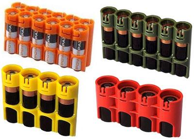 PowerPax Battery Holder Caddies