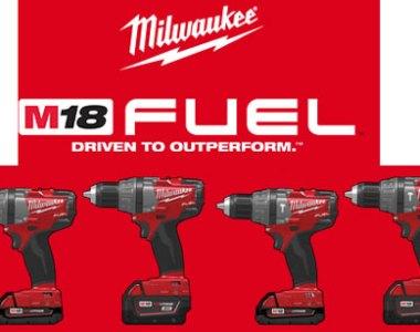 Milwaukee FUEL Drill Drivers