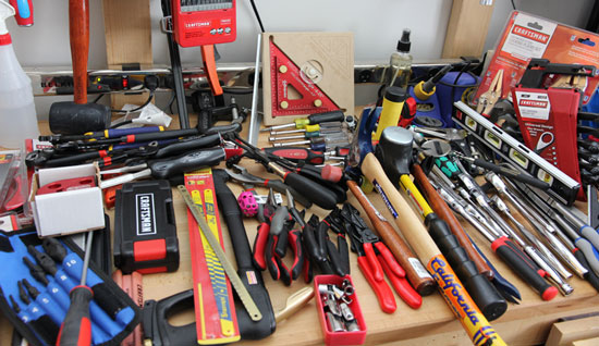 ToolGuyd Partial Sears Tool Collection