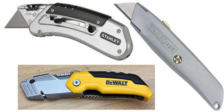 Essential Tools for DIY and Homeowners Utility Knives