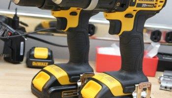 dewalt impact driver vs drill. dewalt hammer drill review dcd785c2 impact driver vs l