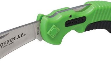 Greenlee Hawk Bill Utility Knife
