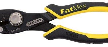 Stanley FatMax Push Lock Slip Joint Pliers
