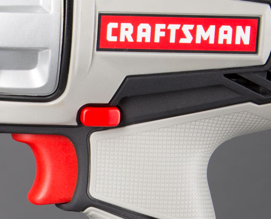 Craftsman Bolt-On Handle Texture