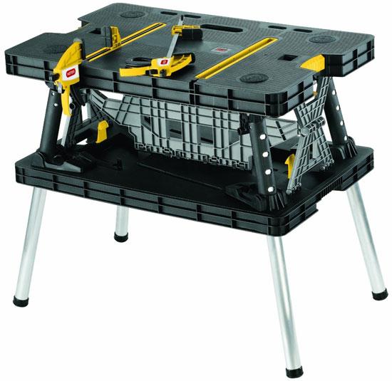 Keter Folding Workbench