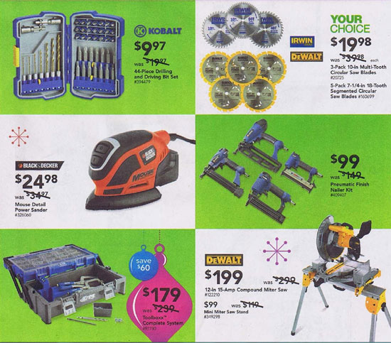 Lowes Black Friday 2012 Tools 6