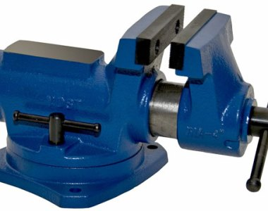 Yost Compact Bench Vise