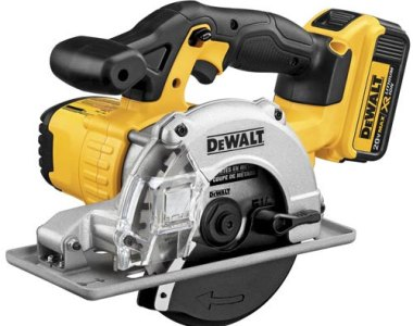 Dewalt DCS373M2 20V Metal Cutting Saw Kit