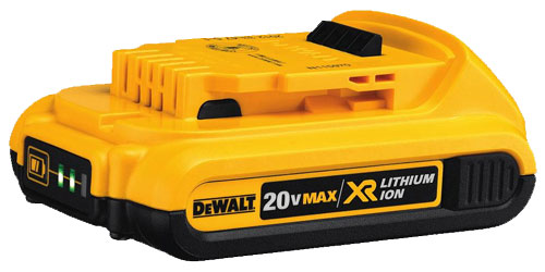 Dewalt DCB203 20V Max 2-0Ah Battery Pack