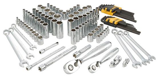 Dewalt DWMT72163 Mechanics Tool Set