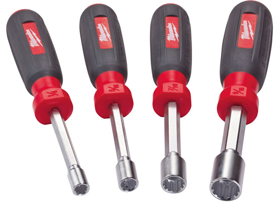 Milwaukee Nut Driver Set