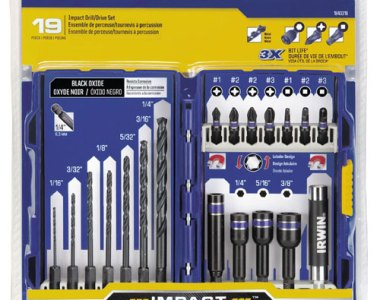 Irwin Impact Performance Series Drill and Driver Bits