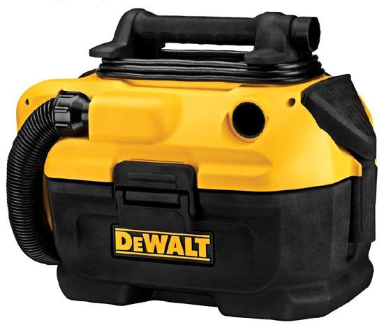 Dewalt 20V Max Cordless Wet Dry Vacuum