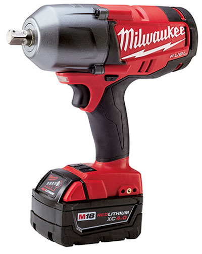 Milwaukee M18 Fuel High Torque Impact Wrench