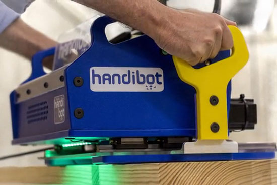 Shopbot Handibot Portable CNC Router
